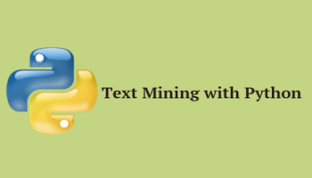 Text Mining with Python